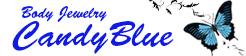 横浜のボディージュエリーならCandyBlue